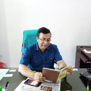 Prof. Dr. Md. Masrurul Mowla